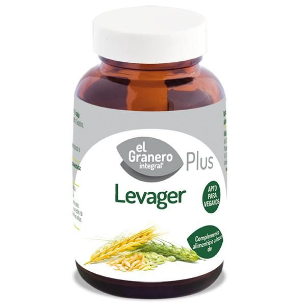Levager (yeast and germ) - 200 comp