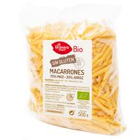 Corn and rice macaroni gluten free bio - 500 g - Acquista online su MASmusculo