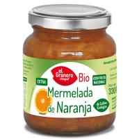 Bitter orange jam bio - 330 g - El Granero Integral