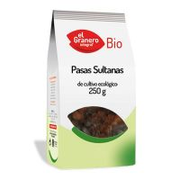 Raisins sultanas bio - 250 g- Buy Online at MOREmuscle