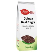 Black royal quinoa bio - 500 g - El Granero Integral