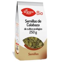 Pumpkin seeds bio - 250 g- Buy Online at MOREmuscle