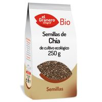 Chia seeds bio - 250 g- Buy Online at MOREmuscle