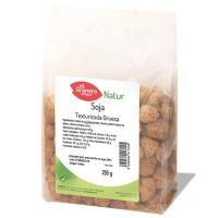 Coarse textured soy - 250 g