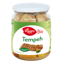 Tempeh preserved bio - 310 g- Buy Online at MOREmuscle