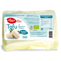 Japanese style tofu bio (f) - 1 kg- Buy Online at MOREmuscle
