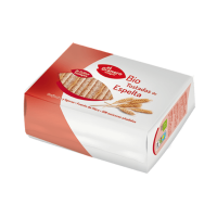 Integral spelled crackers bio - 100 g - El Granero Integral