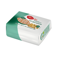 Saracen wheat crackers with salt gluten free bio - 90 g - El Granero Integral