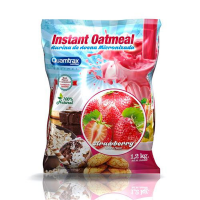 Instant oatmeal - 1,2 kg - Quamtrax
