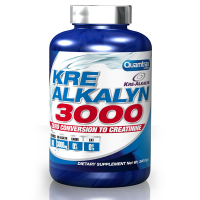 Kre-Alkalyn® 3000 (creatina) - 240 caps - Quamtrax