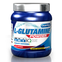 L-Glutamine Powder - 400 g - Quamtrax