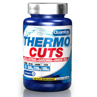 Thermo Cuts - 120 caps - Quamtrax