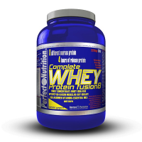 Complete whey fusion 8 - 2.23 kg - Perfect Nutrition