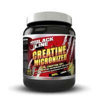Black line - creatine micronized - 800 g