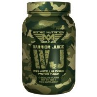 Warrior Juice - 900g - Muscle Army
