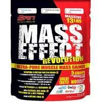 Mass Effect Revolution - 5.98 kg - SAN Nutrition
