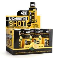 L Carnitine Shot - 12 flaconi (12 x 60 ml)