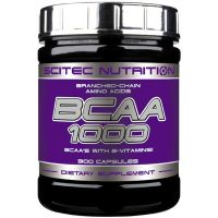 BCAA 1000 - 300 cps - Compre online em MASmusculo