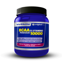 Bcaa 10000 + glutamina powder - 454 g - Perfect Nutrition