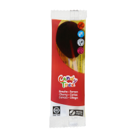 Piruletas de cereza bio - 12 g [Corn Candies]