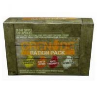 Grenade® Ration Pack - 120 capsules