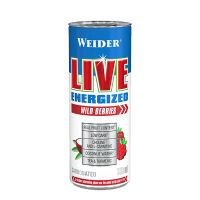 Live energized - 330ml - Kaufe Online bei MOREmuscle