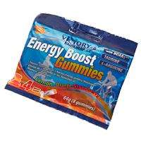 Energy Boost Gummies - 64g - Victory Endurance
