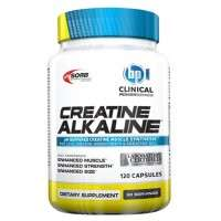 Creatine Alkaline - 120 capsules - Kaufe Online bei MOREmuscle