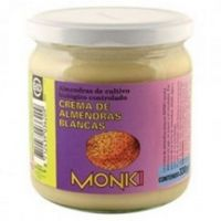 Blanched Almond Butter Spread - 350g - Kaufe Online bei MOREmuscle