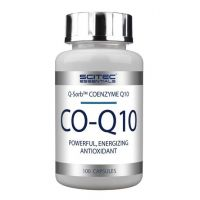 CO-Q10/10mg - 100 capsules- Buy Online at MOREmuscle