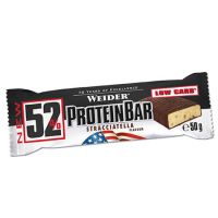 52% Protein Bar - 50g- Buy Online at MOREmuscle
