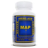 MAP Aminoacids 1000 mg - 120 capsules