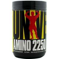 Amino 2250 - 240 tabs - Faites vos achats online sur MASmusculo