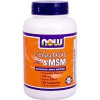 Celadrin & MSM - 120 caps - Kaufe Online bei MOREmuscle