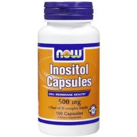 Inositol 500mg - 100 caps - Faites vos achats online sur MASmusculo