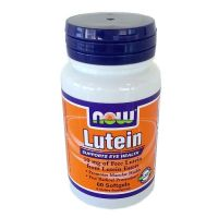 Lutein Esters 10mg de 60 softgels del fabricante Now Foods (Mejora General)