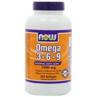 Omega 3-6-9 1000mg - 250 softgels