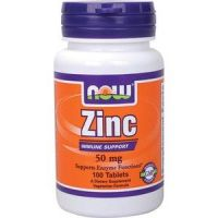 Zinc Gluconate 50mg - 100 Tabs