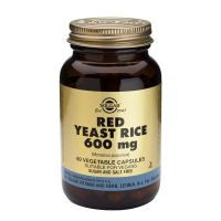 Red Yeast Rice 600mg - 60 Vcaps