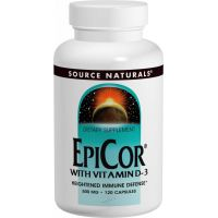 Epicor® + Vitamine D3 - 60 caps