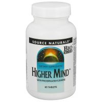 Higher Mind Phosphatidylserine - 60 tabs