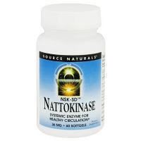Nattokinase 36mg - 60 softgels
