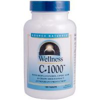 Wellness C 1000 - 100 tabs