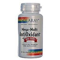 AntiOxidant. Mega-Multi w/Very Berry™ - 60 vcaps