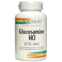 Glucosamine HCl 870mg - 90 caps- Buy Online at MOREmuscle