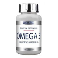 Omega 3 de 100 cápsulas de Scitec Essentials (Fuente Animal)