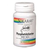 Phosphatidylserine Pure 100 mg - 60 softgels