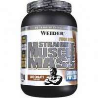 Straight Muscle Mass - 2kg