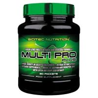 Multi Pro Plus de 30 packs de la marca Scitec Nutrition (Complejos Multivitaminicos)