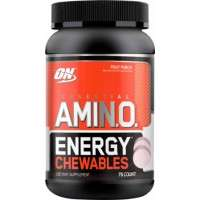 Amino Energy Chewables (masticables) - 75 tabs